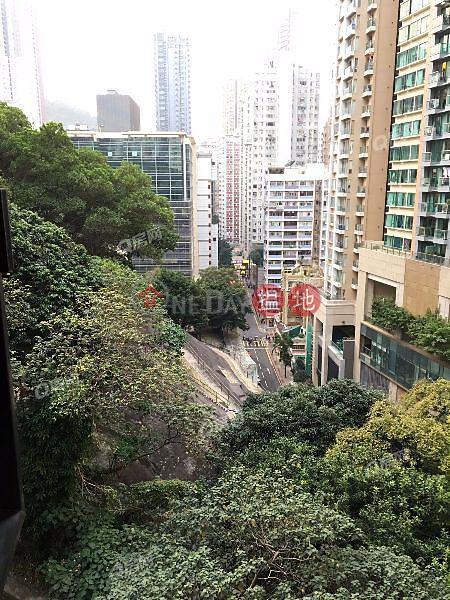 名校網,鄰近港鐵站,交通方便,內街清靜,乾淨企理《文豪花園租盤》|15山市街 | 西區|香港|出租-HK$ 16,500/ 月