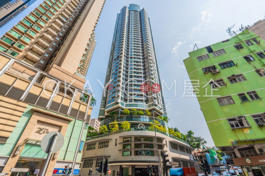 Intimate 1 bedroom on high floor with balcony   Rental   1 Wan Chai Road   Wan Chai District Hong Kong Rental   HK$ 26,800/ month