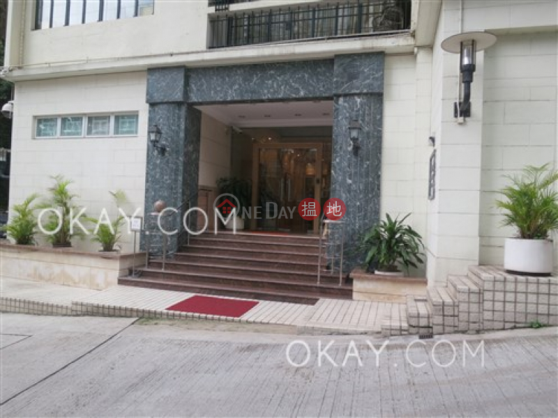 Rare 4 bedroom with balcony | Rental, Grosvenor House 高雲大廈 Rental Listings | Central District (OKAY-R32172)