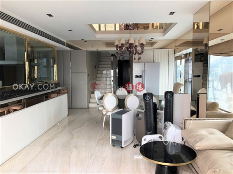 Unique 3 bedroom on high floor with balcony & parking | Rental | 11 Tai Hang Road | Wan Chai District, Hong Kong, Rental, HK$ 90,000/ month