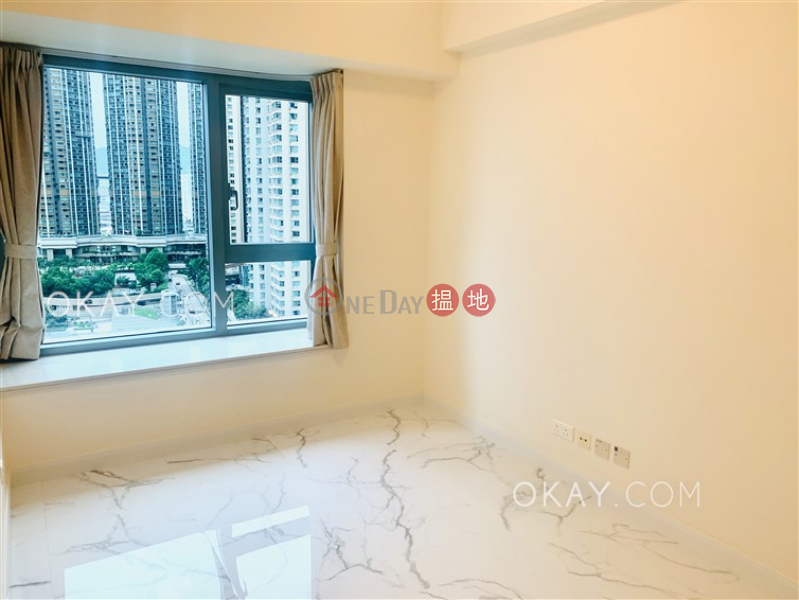 Charming 3 bedroom with balcony | Rental, The Harbourside Tower 2 君臨天下2座 Rental Listings | Yau Tsim Mong (OKAY-R88714)