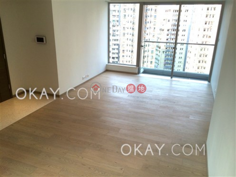 Tasteful 3 bedroom with balcony | Rental, The Summa 高士台 Rental Listings | Western District (OKAY-R287804)