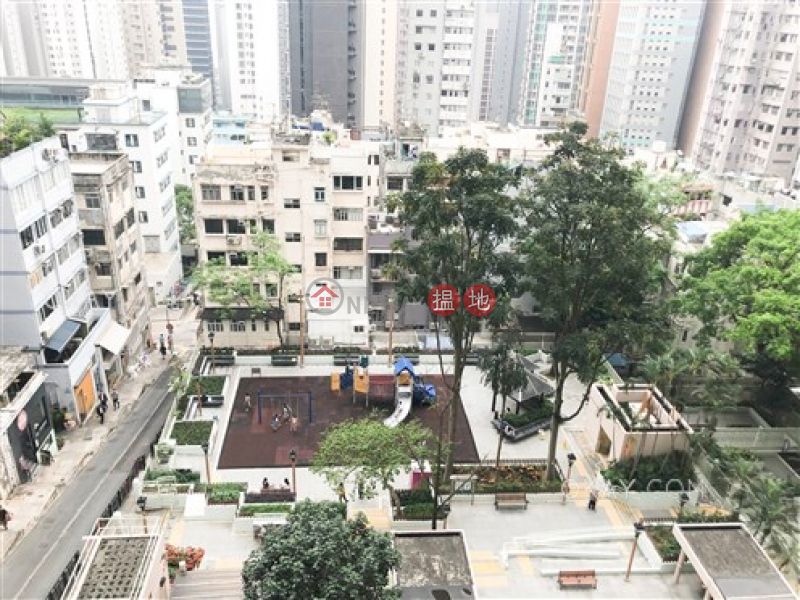 Tasteful 1 bedroom with balcony | For Sale, 1 Coronation Terrace | Central District | Hong Kong, Sales, HK$ 10M
