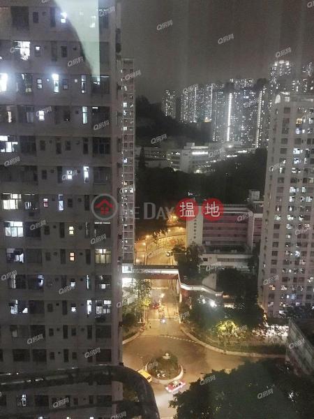 交通方便,內街清靜,鄰近地鐵,市場罕有《萬福大廈租盤》|40月華街 | 觀塘區香港-出租|HK$ 13,000/ 月