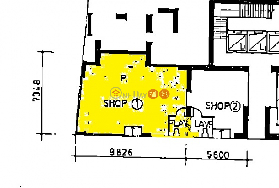 Shop for Rent in Wan Chai, Manrich Court 萬豪閣 Rental Listings | Wan Chai District (H000366469)