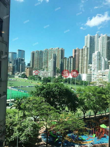 HK$ 20,000/ 月-怡豐大廈 灣仔區 交通方便,內街清靜,旺中帶靜《怡豐大廈租盤》