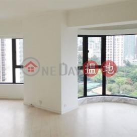 Tasteful 2 bedroom on high floor with balcony   Rental