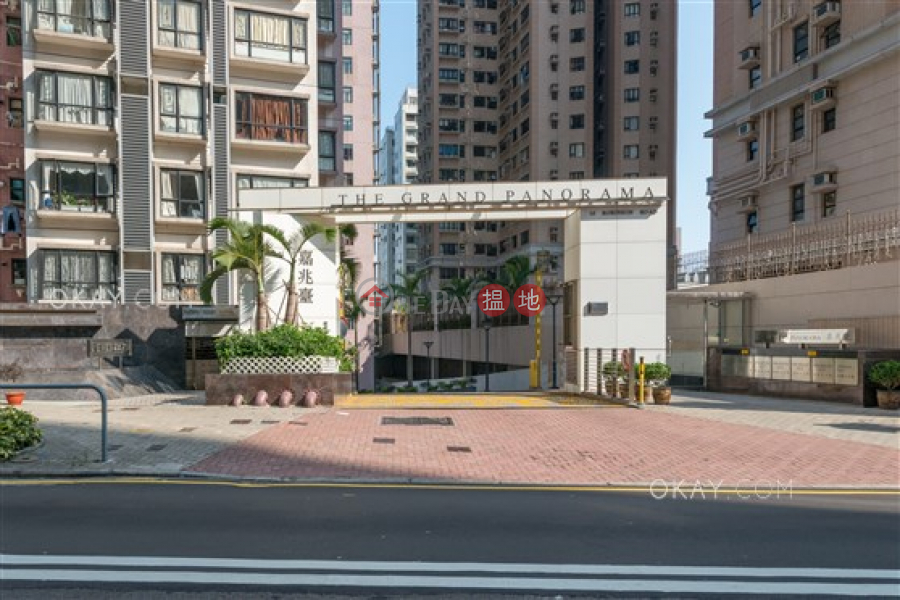 Unique 2 bedroom on high floor with harbour views | Rental | The Grand Panorama 嘉兆臺 Rental Listings