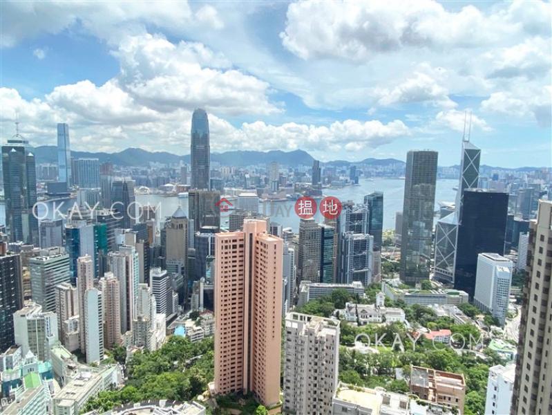 HK$ 139,700/ month | Queen\'s Garden | Central District, Exquisite 2 bed on high floor with harbour views | Rental