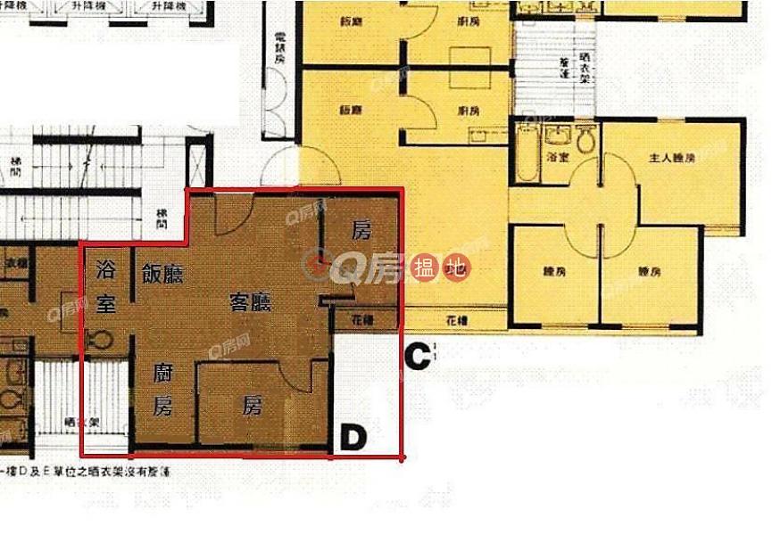 香港搵樓|租樓|二手盤|買樓| 搵地 | 住宅-出售樓盤|乾淨企理,即買即住,間隔實用,超筍價《置富花園-富嘉苑買賣盤》