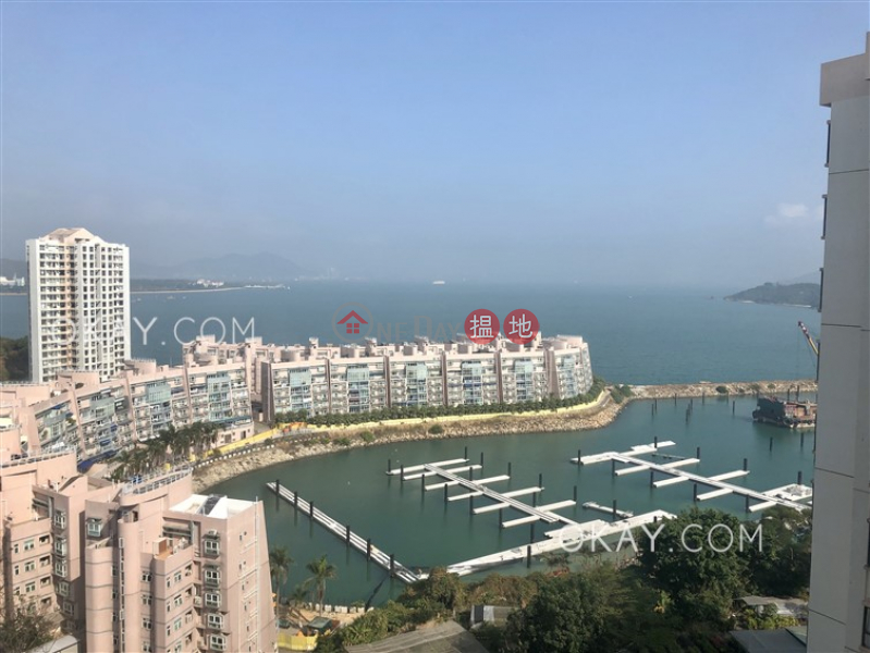 Charming 3 bedroom on high floor with sea views | Rental | Discovery Bay, Phase 4 Peninsula Vl Capeland, Jovial Court 愉景灣 4期 蘅峰蘅安徑 旭暉閣 Rental Listings