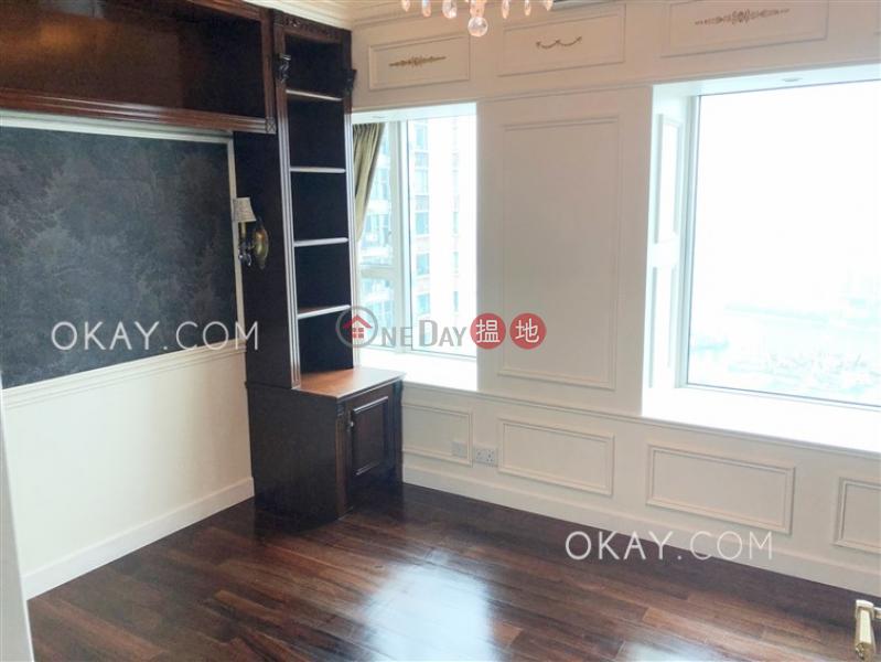 Stylish 4 bed on high floor with sea views & parking | Rental | 1 Austin Road West | Yau Tsim Mong | Hong Kong | Rental, HK$ 128,000/ month