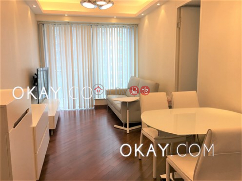 Elegant 1 bedroom on high floor with balcony | Rental | The Avenue Tower 1 囍匯 1座 Rental Listings