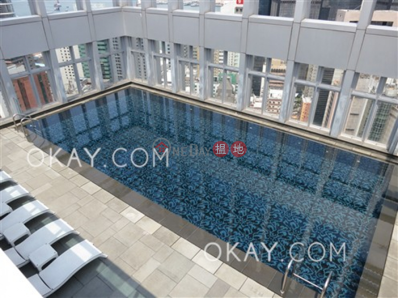 Property Search Hong Kong | OneDay | Residential | Rental Listings, Cozy 1 bedroom on high floor with balcony | Rental