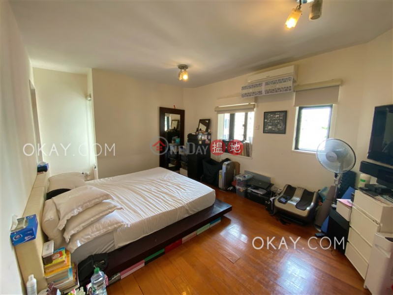 HK$ 55,000/ month | Albron Court Central District | Efficient 3 bed on high floor with balcony & parking | Rental