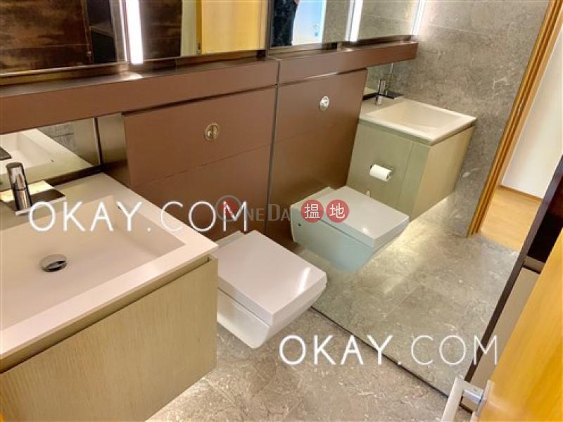 2房1廁,星級會所,露台《殷然出租單位》|100堅道 | 西區-香港出租|HK$ 38,000/ 月