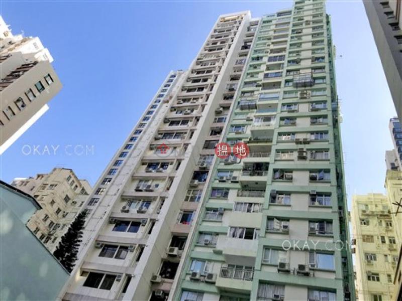 HK$ 21M | La Vogue Court, Wan Chai District | Efficient 2 bedroom on high floor with balcony | For Sale