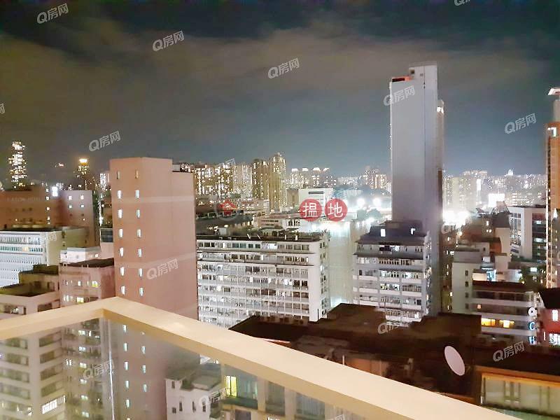 HK$ 480萬-珀‧軒 油尖旺-新樓靚裝,開揚遠景,旺中帶靜,鄰近地鐵,交通方便珀‧軒買賣盤