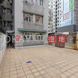 Tasteful 2 bedroom with terrace | Rental