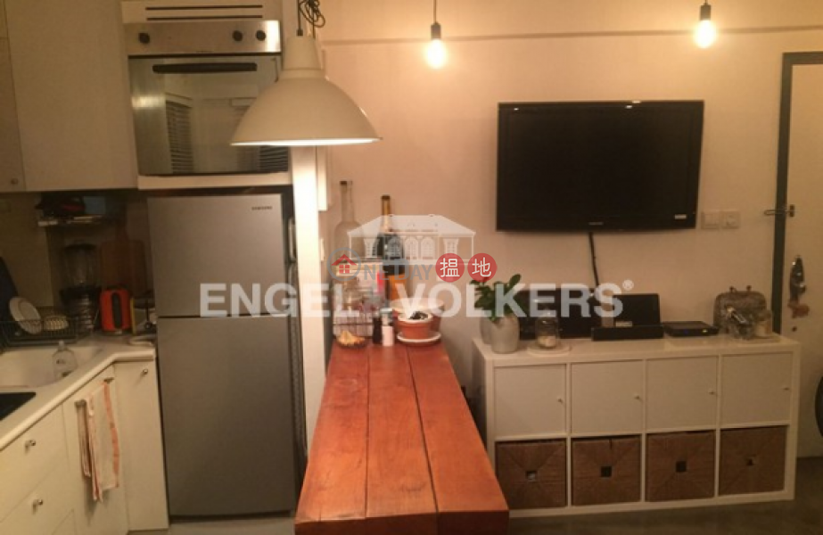 1 Bed Flat for Sale in Shek Tong Tsui, Orlins Court 雅蘭閣 Sales Listings | Western District (EVHK95559)