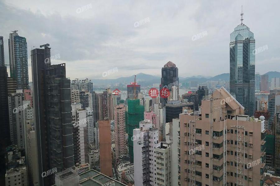 豪宅地段 維港城市景《嘉兆臺租盤》-10羅便臣道 | 西區-香港-出租-HK$ 45,000/ 月