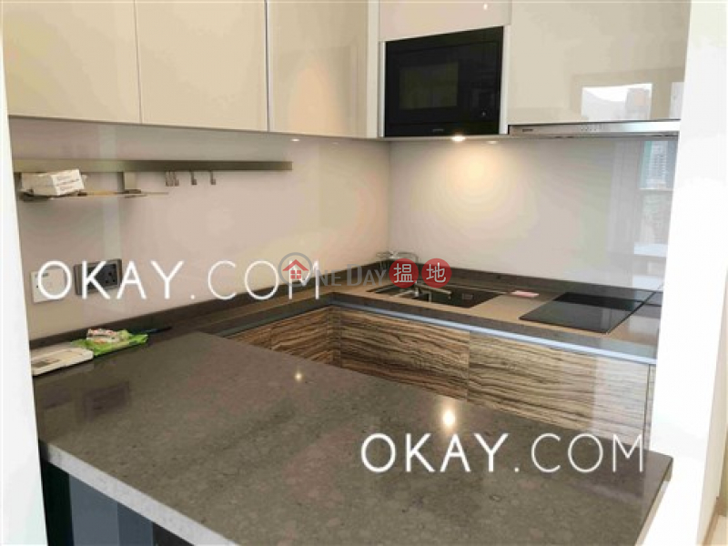 HK$ 8.48M | The Hemispheres, Wan Chai District Practical 1 bedroom on high floor with balcony | For Sale