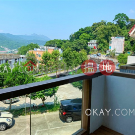 Tasteful house with rooftop, balcony | Rental|Mok Tse Che Village(Mok Tse Che Village)Rental Listings (OKAY-R296343)_0