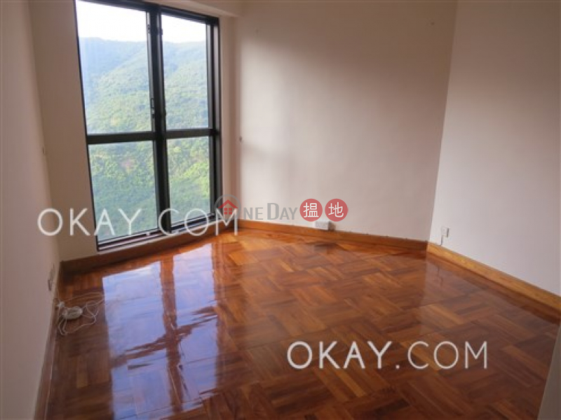 Lovely 3 bedroom on high floor with sea views & balcony | Rental | Pacific View 浪琴園 Rental Listings