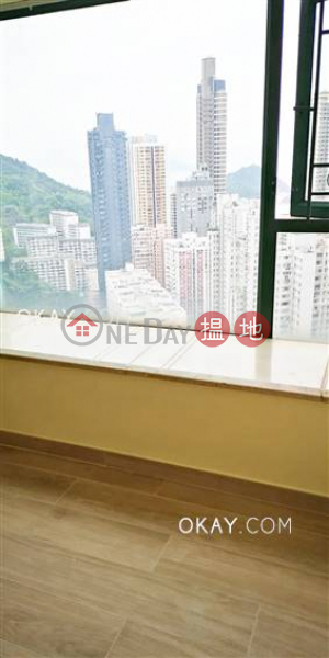 HK$ 45,000/ month, University Heights Block 1, Western District Rare 3 bedroom with balcony | Rental