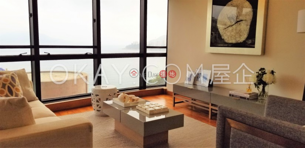 Lovely 4 bedroom with sea views, balcony | Rental | Pacific View 浪琴園 Rental Listings
