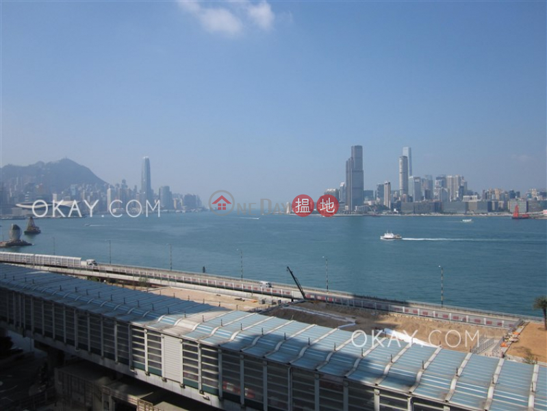 Exquisite 4 bedroom with harbour views & balcony | Rental | City Garden Block 8 (Phase 2) 城市花園2期8座 Rental Listings