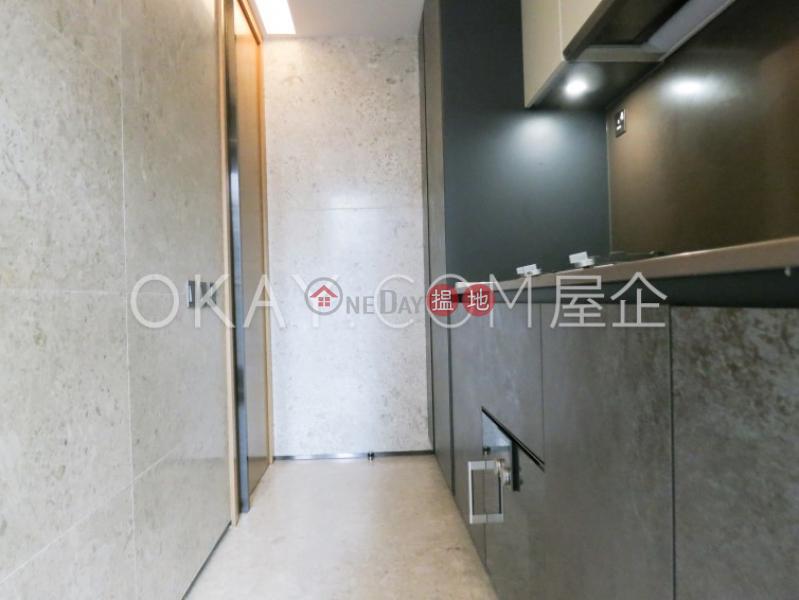 2房1廁,星級會所,露台殷然出租單位-100堅道 | 西區香港|出租-HK$ 39,000/ 月