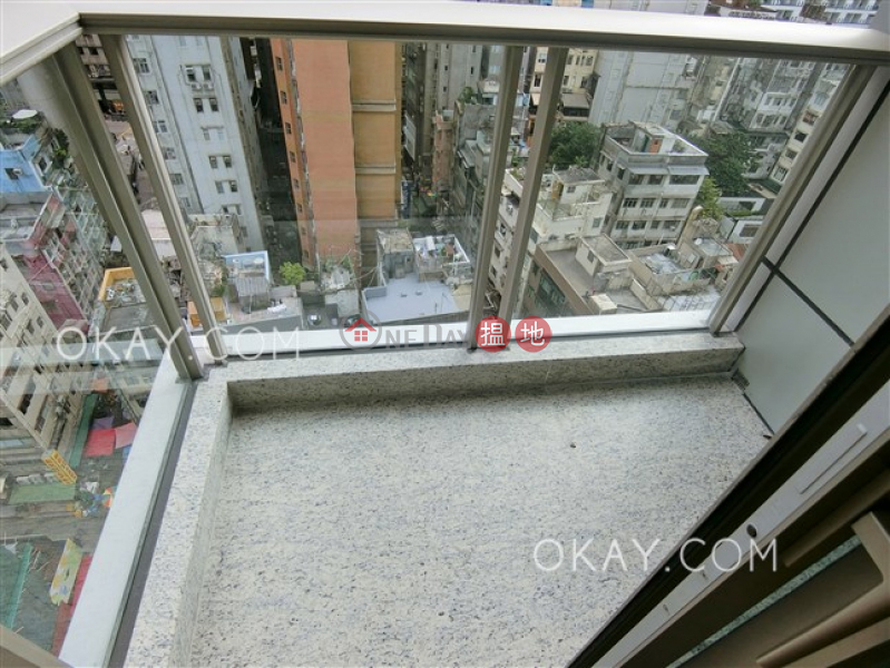 HK$ 75,000/ month | My Central Central District Unique 3 bedroom with balcony | Rental