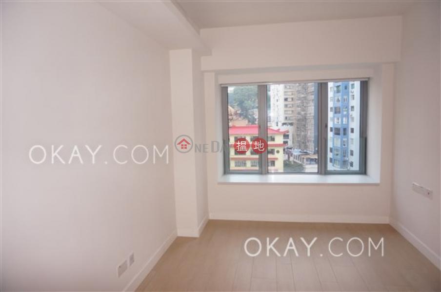 Unique 3 bedroom with balcony | Rental, Po Wah Court 寶華閣 Rental Listings | Wan Chai District (OKAY-R293585)