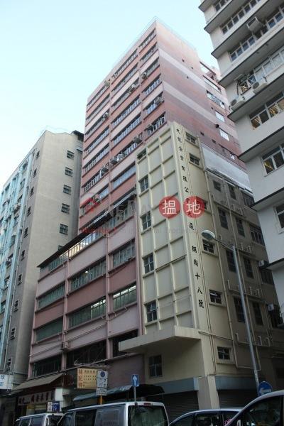 Fook Chiu Factory Building (Fook Chiu Factory Building) Tai Kok Tsui|搵地(OneDay)(4)