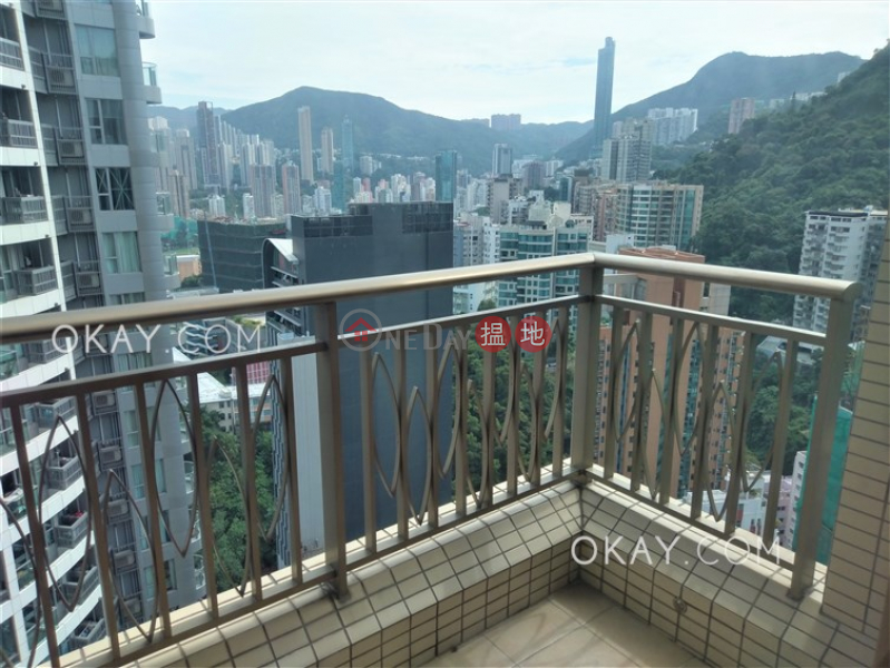 Popular 2 bedroom on high floor with balcony | Rental | 258 Queens Road East | Wan Chai District, Hong Kong | Rental HK$ 28,000/ month