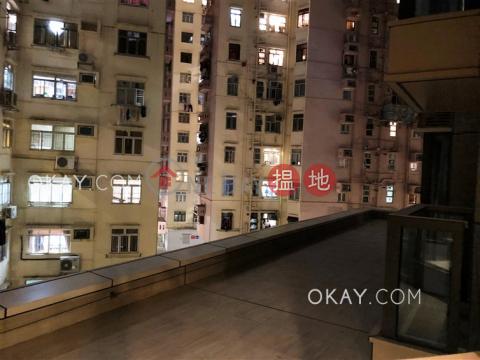 1房1廁,星級會所,可養寵物,露台《柏蔚山 3座出租單位》|柏蔚山 3座(Fleur Pavilia Tower 3)出租樓盤 (OKAY-R366052)_0