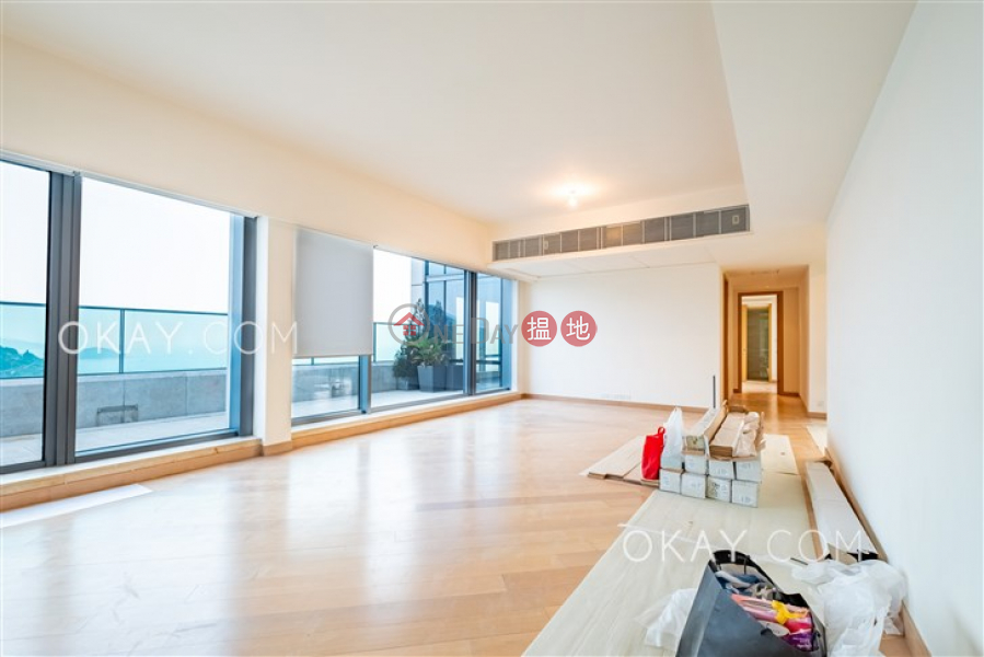 Property Search Hong Kong | OneDay | Residential | Sales Listings | Rare 3 bed on high floor with harbour views & balcony | For Sale