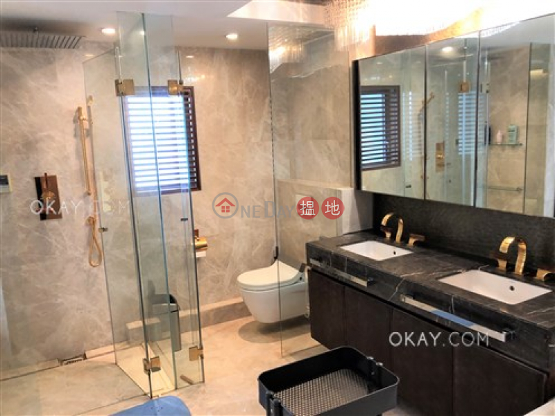 HK$ 90,000/ month, Serenade | Wan Chai District | Unique 3 bedroom on high floor with balcony & parking | Rental