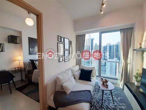 1 Bed Flat for Rent in Sai Ying Pun|Western DistrictResiglow Pokfulam(Resiglow Pokfulam)Rental Listings (EVHK99519)_0