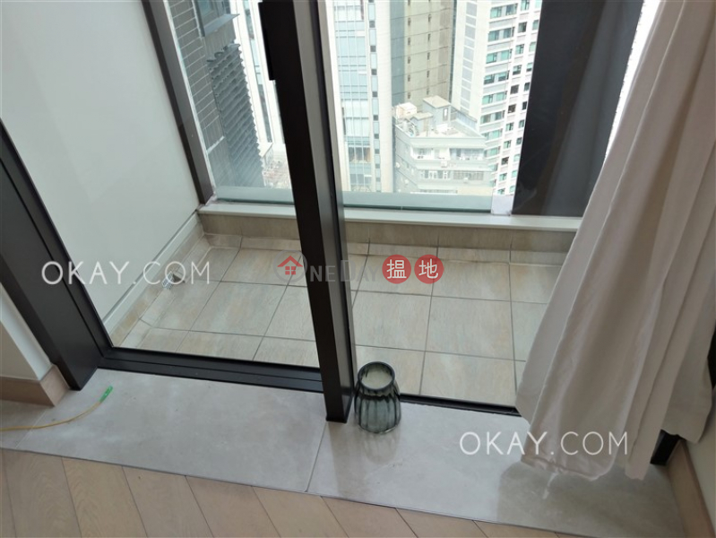 Stylish 2 bedroom on high floor with balcony | Rental 38 Haven Street | Wan Chai District Hong Kong | Rental, HK$ 33,000/ month