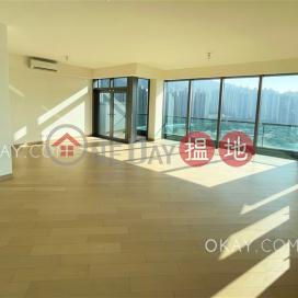 Luxurious 4 bedroom on high floor with balcony | Rental