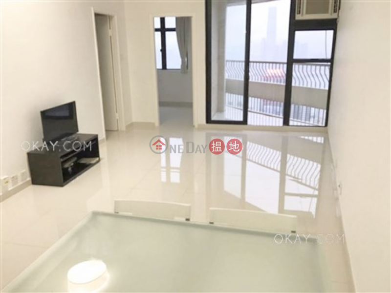 Property Search Hong Kong | OneDay | Residential, Sales Listings Tasteful 2 bed on high floor with harbour views | For Sale