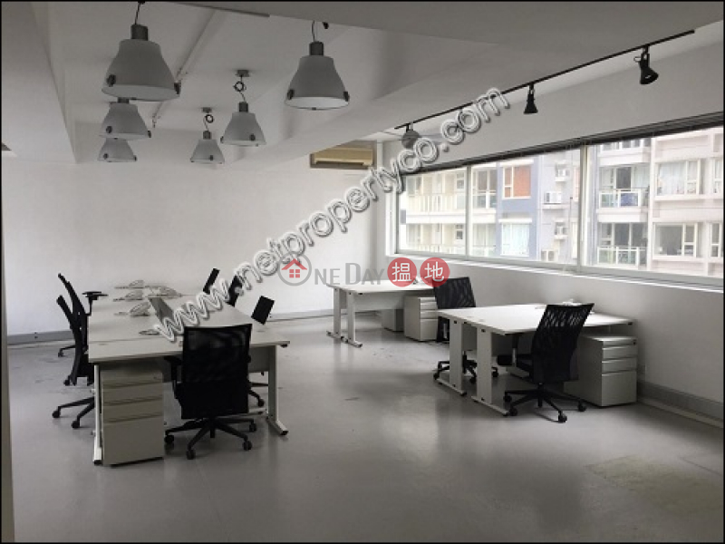 Property Search Hong Kong | OneDay | Office / Commercial Property | Rental Listings Furnished office for lease in Sheung Wan
