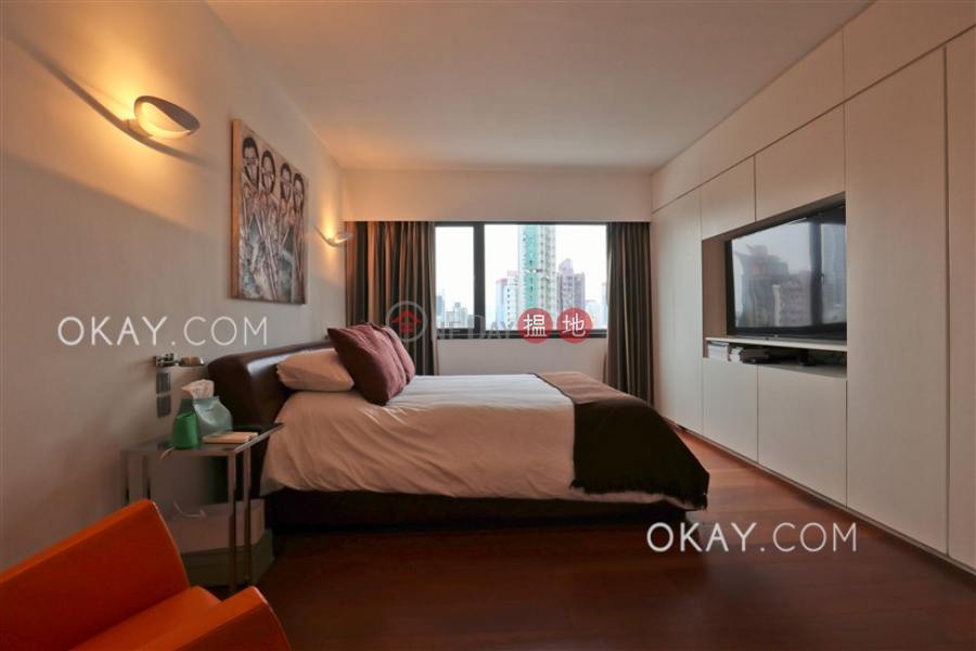 Efficient 3 bedroom with parking | For Sale, 8 Seymour Road | Western District Hong Kong Sales | HK$ 55M