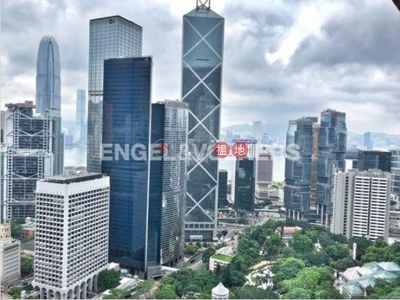 HK$ 60,000/ month   St. Joan Court, Central District   1 Bed Flat for Rent in Central Mid Levels