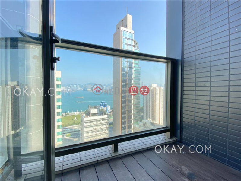 Nicely kept 2 bedroom with balcony | Rental | SOHO 189 西浦 Rental Listings