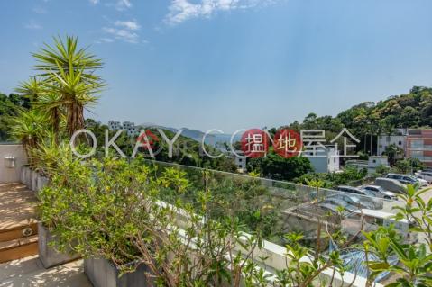 Luxurious house with rooftop, terrace & balcony | Rental|No. 1A Pan Long Wan(No. 1A Pan Long Wan)Rental Listings (OKAY-R286294)_0