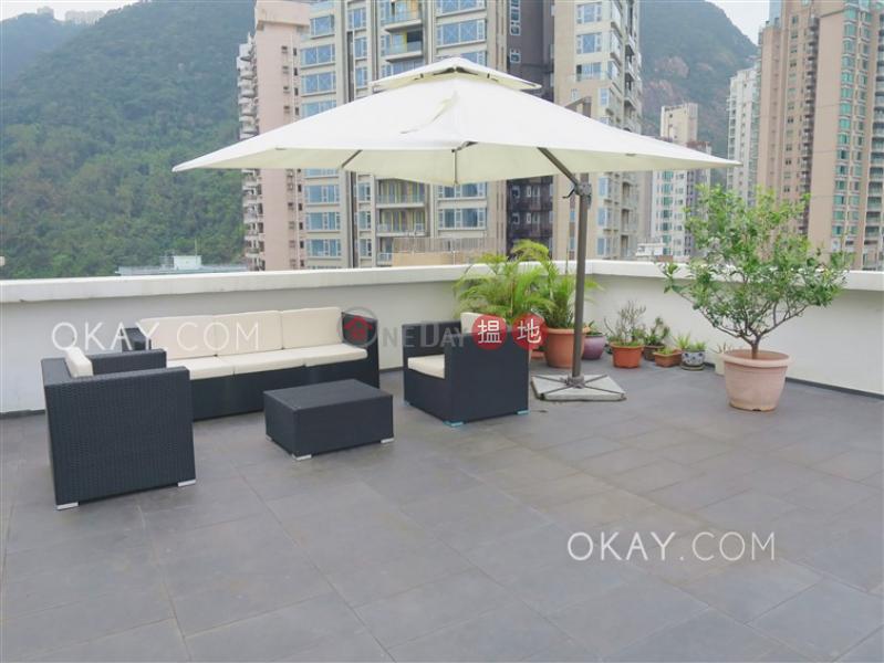 Tasteful 2 bedroom on high floor with rooftop | Rental | Robinson Heights 樂信臺 Rental Listings
