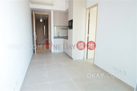Lovely 1 bedroom on high floor with balcony | Rental|Resiglow Pokfulam(Resiglow Pokfulam)Rental Listings (OKAY-R378688)_0